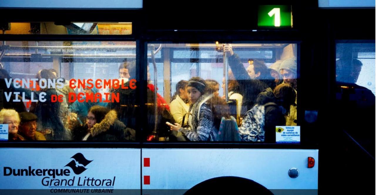 Картинки по запросу dunkerque bus gratuit